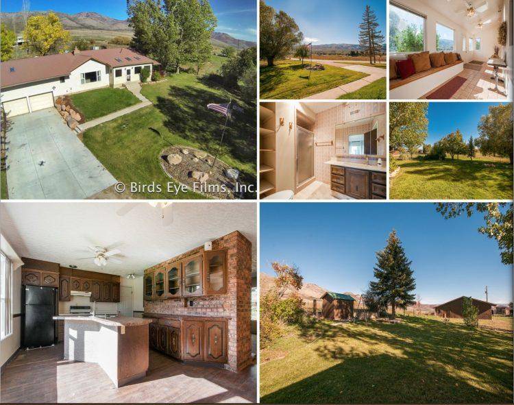 4 bedroom 2 bath ogden valley horse property home for sale