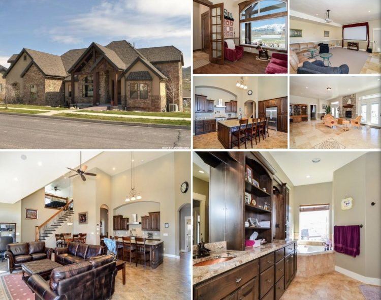 Want to see other homes like this in MountainGreen Utah  click here to  search them all for free  Or call text Ann Zieve at 801 695 7787  Keller  Williams  8 Bedroom  4 Bath Home For Sale in Mountain Green Utah. 8 Bedroom House. Home Design Ideas