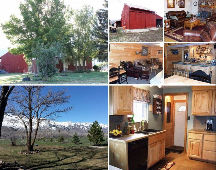 3 bedroom 3 bath ogden valley horse property for sale