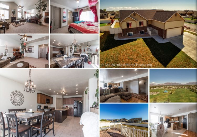 6 bed 3 bath home for sale hooper ut mother in law suite for Houses with mother in law suites for sale near me