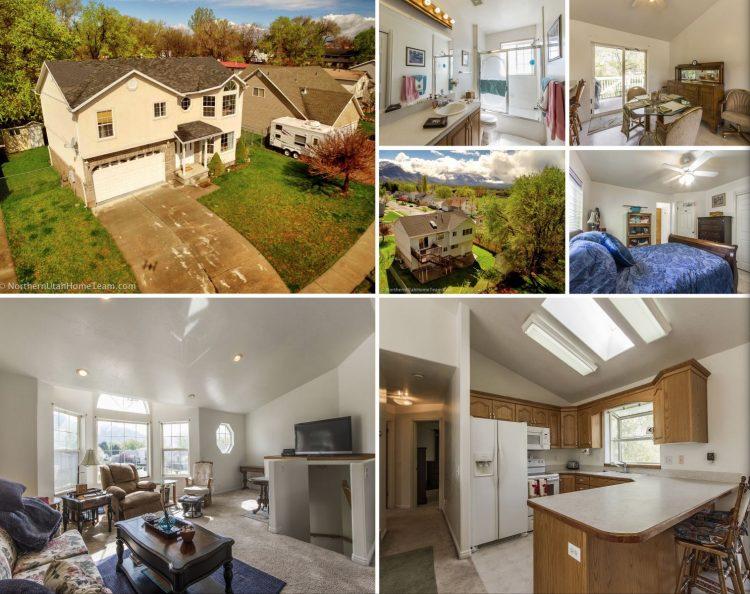 Bed House For Sale N Ogden Utah