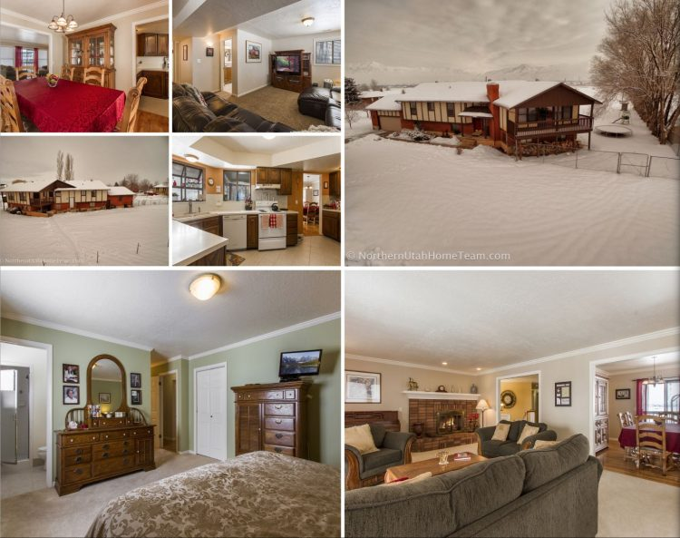 6 bed 3 ba secluded horse property for sale west weber