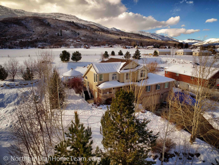 Baily Acres, Liberty Utah, Home For Sale