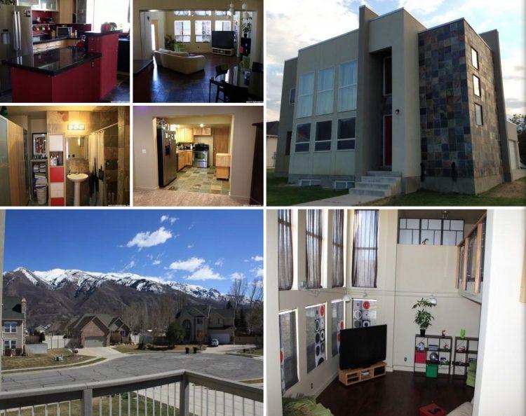 Multi Generational Modern Loft Style South Weber Home