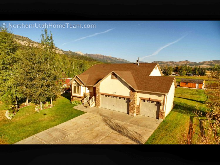 North Fork Home For Sale Liberty Utah