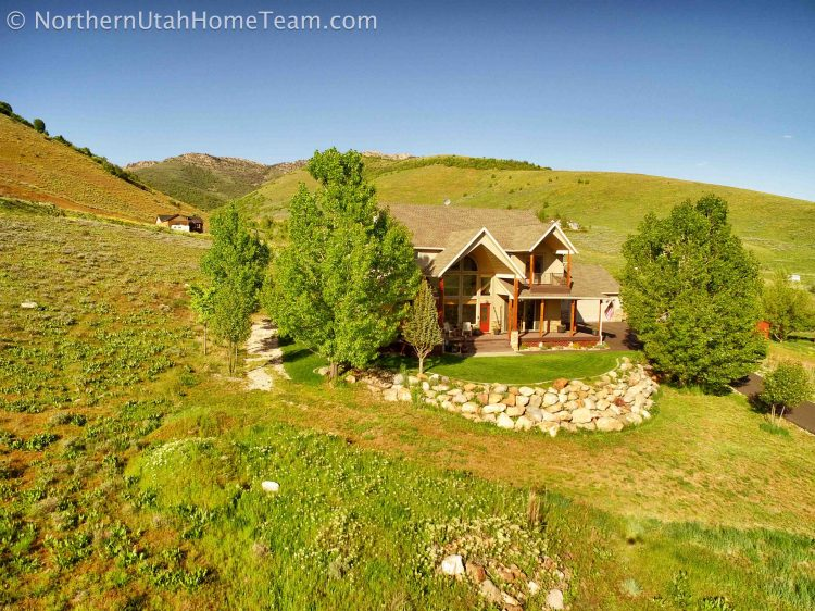 Green Hills Home For Sale Huntsville Utah